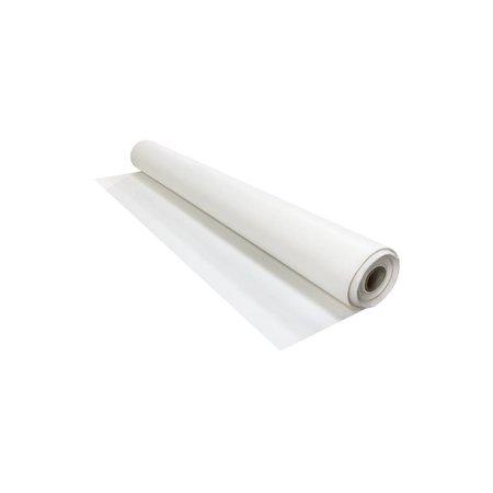 Katoendoek / Canvas Nr. 10 Wit 143 cm. Prijs per meter. Minimale afname 4 meter. Nu nog 3 stukken van 4,5 m (je betaalt 4 m) op voorraad.