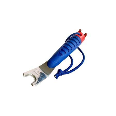 Top Snapper voor het eenvoudig losmaken en bevestigen van  drukkers, Tenax, Loxx etc.