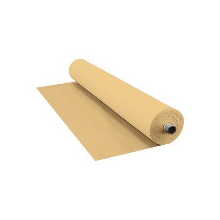 Katoendoek / Canvas Nr. 10 Zand 143 cm. Laatste stuk: 5,85 m voor de prijs van 5 m.