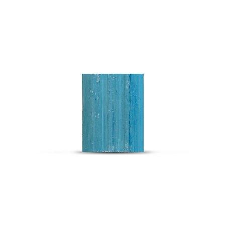 Kleermakerskrijt  Blauw voor het markeren op alle soorten doek.