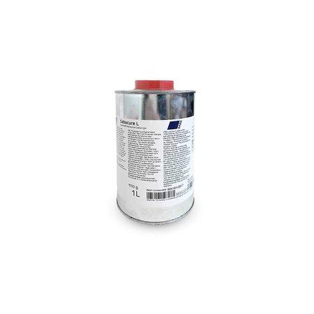 SABA Adhesives Cure 1 ltr, maakt van 70T een water- en temperatuurbestendige twee-componentenlijm
