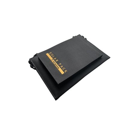 Marinetech Solar Pack. Zonnepaneel 48 x 23 cm. Capaciteit 7 Watt.