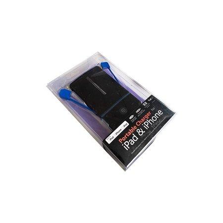 Marinetech Portable Charger te combineren met Solar Pack 7 Watt. Mobiele Powerbank.