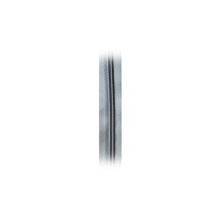 YKK YKK Rits op rol 10mm Grijs. Per strekkende meter.
