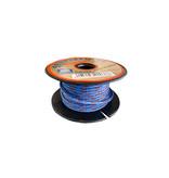 Seilflechter Touw Minicord Novoleen dikte 2 mm op spoel 10 m Blauw