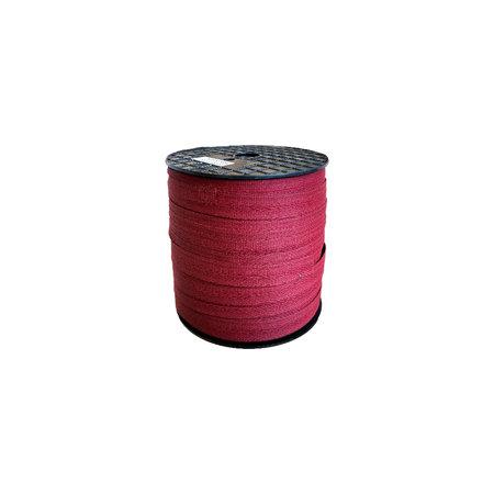 Sunbrella Boordband / Biesband Burgundy / Bordeaux 5034 Haspel 150 m