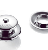 Loxx (Tenax) Duits kop HEAVY DUTY RVS 15mm Orgineel! Made in Germany.