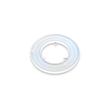 MH Zeilkous Onderlegring Nylon 12 mm 100x. Voor een stevige opvulling tussen zeilkous en doek, en: minder vaak slaan i.v.m. de opvulling.
