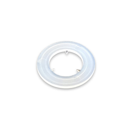 MH Zeilkous Onderlegring Nylon 10 mm 100x. Voor een stevige opvulling tussen zeilkous en doek, en: minder vaak slaan i.v.m. de opvulling.