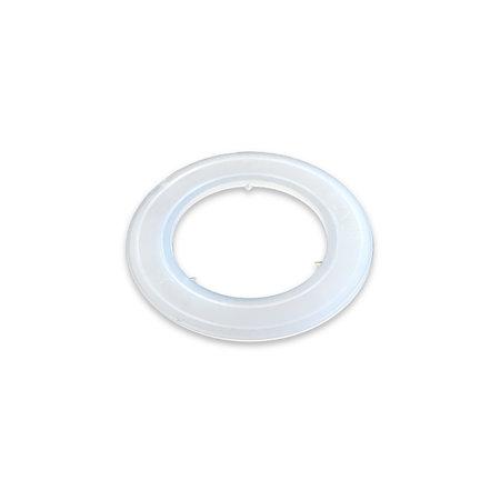 MH Zeilkous Onderlegring Nylon 25 mm 100x. Voor een stevige opvulling tussen zeilkous en doek, en: minder vaak slaan i.v.m. de opvulling.