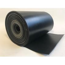 Polymar 8818 Mat Zwart 102 cm rolbreedte PVC doek   - Copy