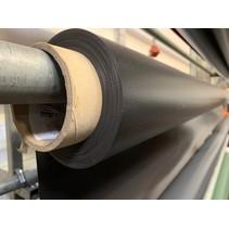 602N FR (Brandvertragend) Zwart # 1075 Precontraint Breedte 267 cm. 620 gr/m2.
