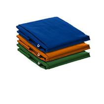 Dekzeil 8 x 10 m Multi Tarp Standard 100 gr/m2. Kleur: blauw, groen, oranje of wit.