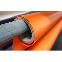 705 Oranje # 1063 RAL 2004 Precontraint 270 cm