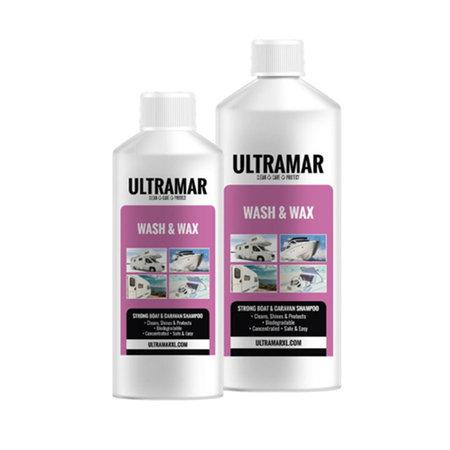 Ultramar Wash & Wax 500 ml