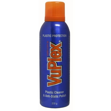 Vuplex Vuplex 60 ml. Raamfolie Cleaner & Anti-Static Polisher