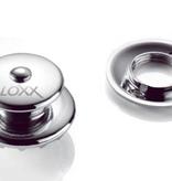 Loxx 20 stuks (Tenax) Loxx Duits kop Messing-Vernikkeld 100x 15 mm. Orgineel! Made in Germany.