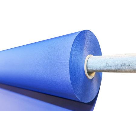 WeatherMax WheaterMax doek Royal Blue # 29401 PU Coated 150 cm breed. Prijs per meter. Minimale afname 5 meter. Ademend en 2 x sterker dan Acryldoek!