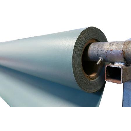 Mehler Polymar 8933 Eko Groen PVC doek rolbreedte 320 cm. Soortelijk gewicht 450 gr/m2.