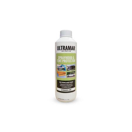 Ultramar Sprayhood & Tent Protector 0,5 liter. De fles wordt zonder sproeikop geleverd.