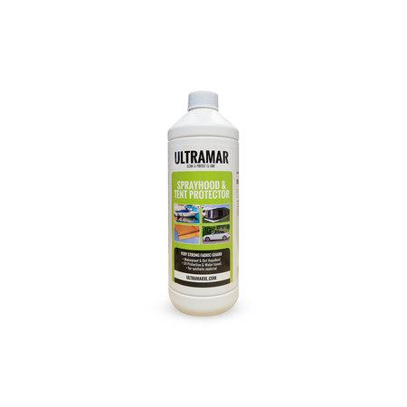 Ultramar Sprayhood & Tent Protector 1 liter. De fles wordt zonder sproeikop geleverd.
