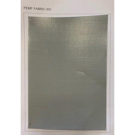 Lankotex Dekzeil PEMF (Polyethylene Multifilament) 310 gr/m2 Grijs 10 x 12 m UV bestendig.