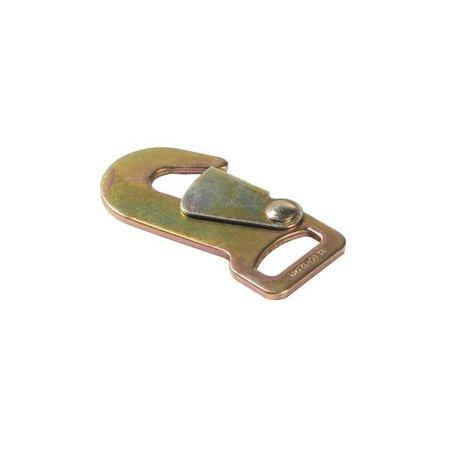 Klikhaak plat 1201 voor bandbreedte 25 mm
