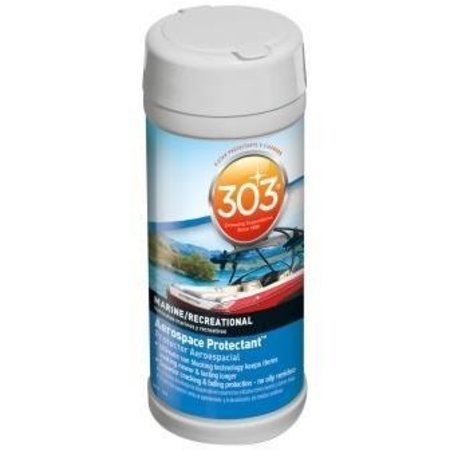 303 Products Aerospace Protectant Wipes 40 vochtige doekjes