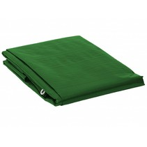 Dekzeil Standard 150 gr/m2. 5 x 6 m groen