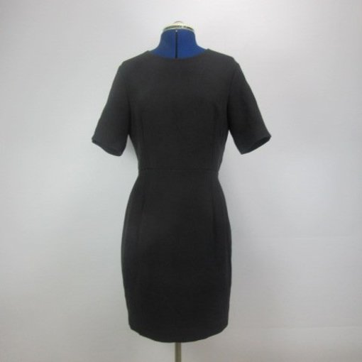 Mango Zwarte jurk (L)