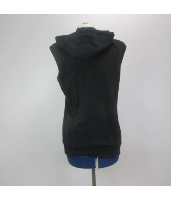 Maison Scotch Mouwloze hoodie (S)