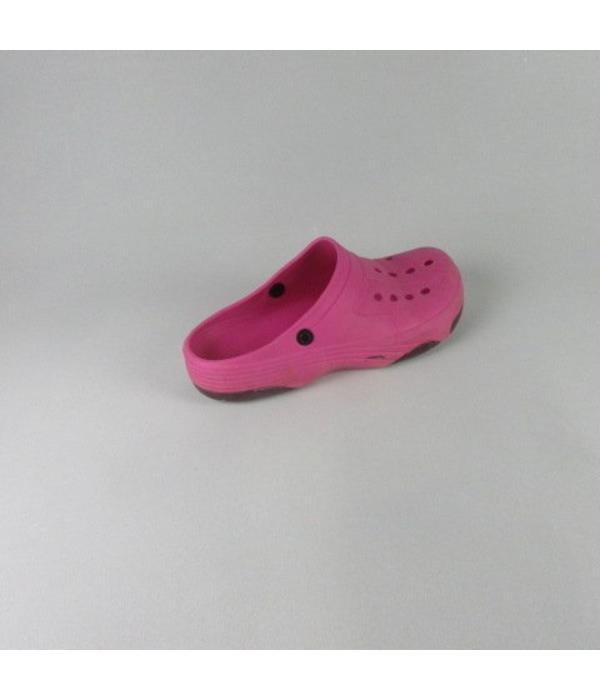 Tientje of minder Roze slippers (38)