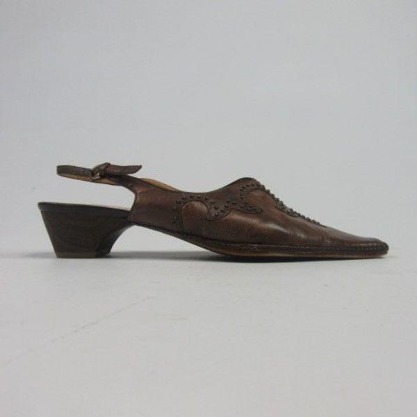 Sandalen met hak (39)