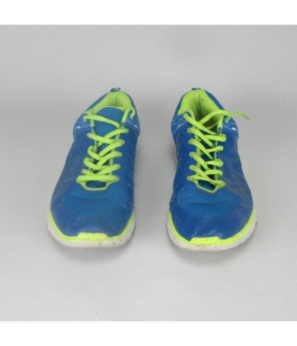 WalkX Blauw groene sneakers (44)