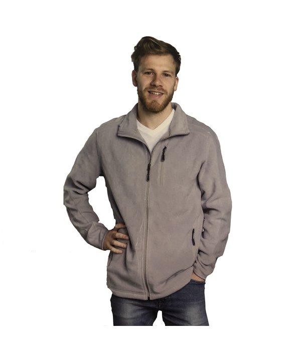 9th Avenue Donkerblauwe fleece heren vest