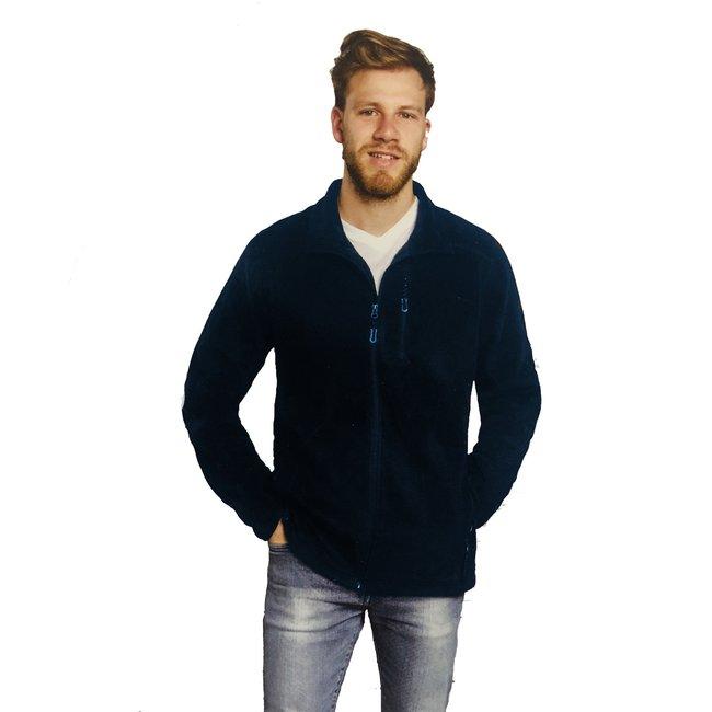 9th Avenue Donkerblauwe fleece vest