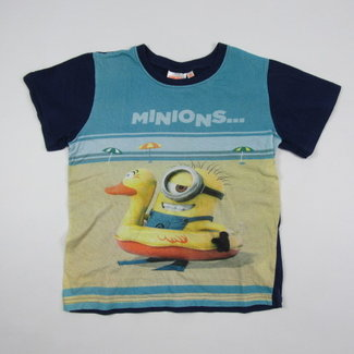 Despicable Me Minions T-shirt (140)