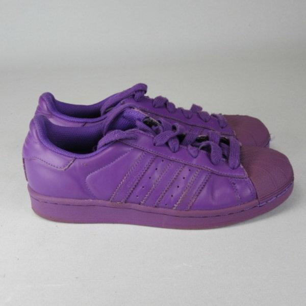 Paarse sneakers (37)