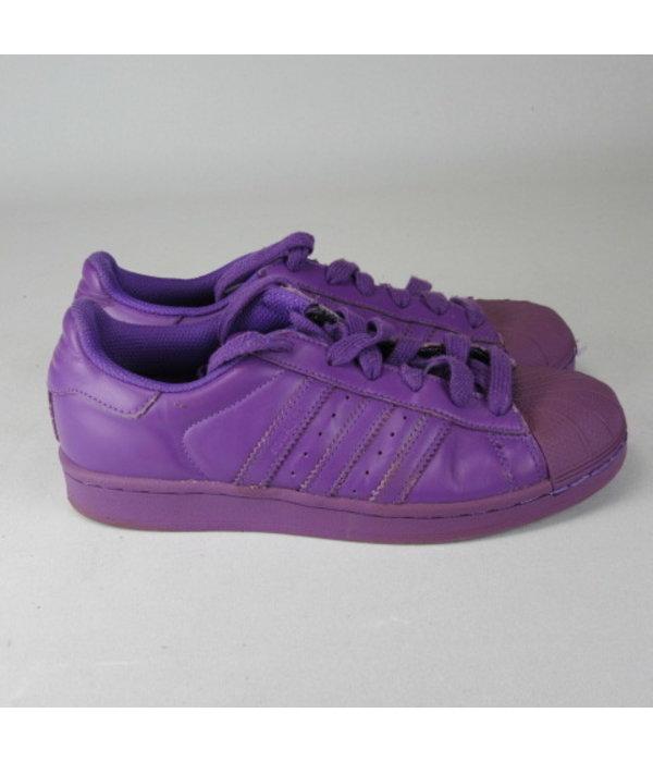 Paarse dames sneakers (37)