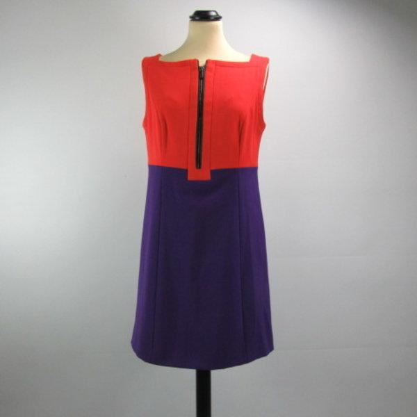2-kleurige jurk (40)