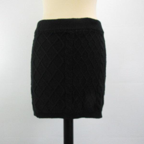 Wollen korte rok (M)