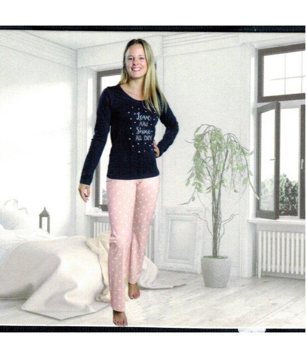 9th Avenue Dames Pyjama set