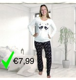 9th Avenue Dames Pyjama set
