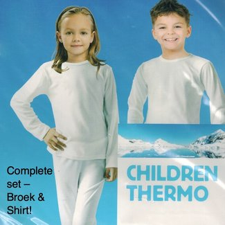 Kinder thermo-set (92 t/m 122)
