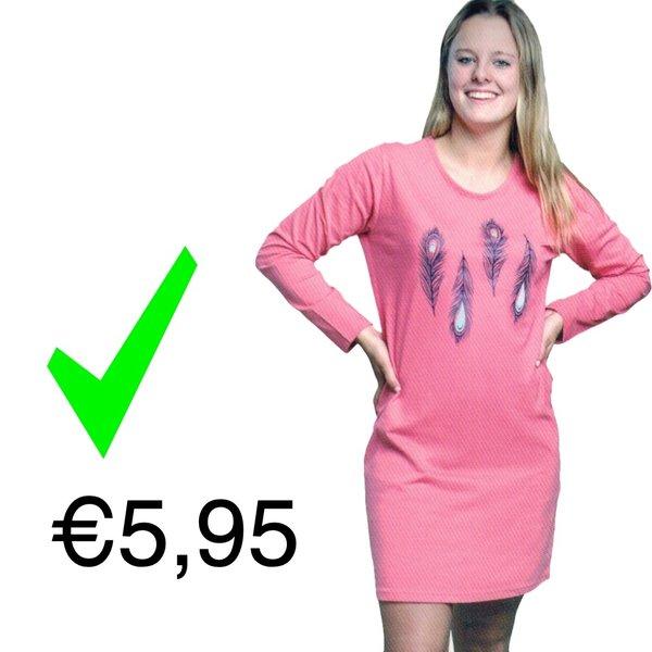 Lange shirt (M, L, XL)