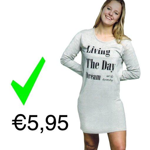 9th Avenue Lange shirt (L)