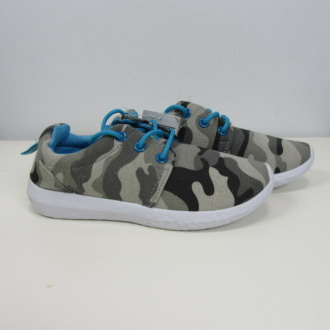 Kinder Camouflage Sneakers (33/34)