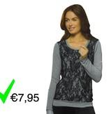HHF Fashion Dames shirt (M/L)