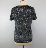 Liz Devy Suede look shirt (S t/m XL)