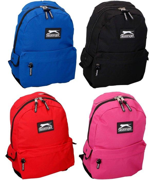 Slazenger Red backpack